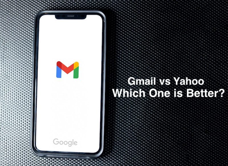 Gmail vs Yahoo Mail : Which One is Better